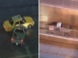 Driver Leads Cops On Wild Chase, Vanishes Into Subway Tunnel