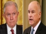 DOJ Suit Prompts Angry Reaction From California Democrats