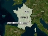 Driver Tries Running Over Soldiers In France