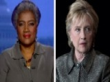 Donna Brazile Urges Hillary Clinton To Stay On Battlefield
