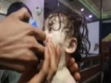 Disturbing Video: Children Being Treated After Chemical Attack In Syria