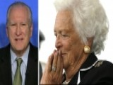 Doug Wead Offers High Praise For Barbara Bush