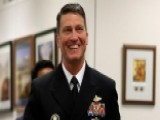 Dr. Ronny Jackson's Nomination Hearing On Hold