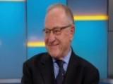 Dershowitz Speaks Out About Dangers Facing Civil Liberties