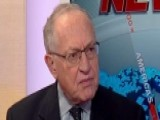 Dershowitz: Trump Had No Choice But To Walk Away From NoKo
