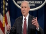 Despite Pressure, No Sign Jeff Sessions Plans To Resign