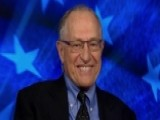 Dershowitz: My Lib Friends Think I'm A Traitor