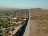 Drug Smugglers Using Drones At Mexican Border