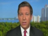 DeSantis: Unlike Strzok, Page Willing To Answer Questions