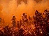 Deadly California Wildfire Threatens City Of Redding