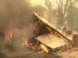 Death Toll From California Wildfires Rises