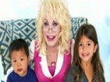 Dolly Parton On Giving Books To Millions Of Children