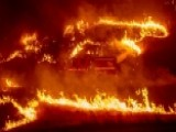 Delta Fire Shuts Down I-5 In California