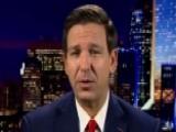 DeSantis Hammers Democratic Opponent's 'Hamilton' Scandal