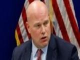 Democratic Senators' Lawsuit Challenges Whitaker Appointment