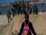 DHS Asks Pentagon To Extend Mexico Border Deployment