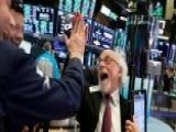 Dow Wow! The Dow Jones Industrial Average Soars 1,086 Points For The Largest Single-day Point Gain In Its History