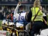 Dallas Cowboys Player Allen Hurns Suffers Gruesome Leg Injury
