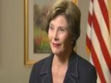Exclusive: Laura Bush On 'America Live'