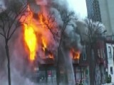Explosion Rocks Building In Minneapolis