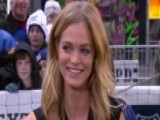 Erin Heatherton's Tips For Keeping Warm At The Big Game