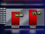 Equal Pay? Not At The White House, Report Says