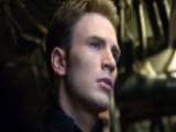 Evans: Shooting 'Captain America' Was 'brutal,' 'exhausting'
