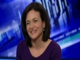 Exclusive: Sheryl Sandberg On Guilt, Success Impacting Women