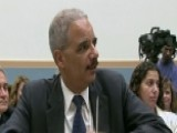 Eric Holder Plays The Race Card