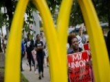 Economy In Focus As Fast Food Workers Demand Higher Pay