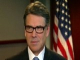 Exclusive: Rick Perry On His Meeting With President Obama