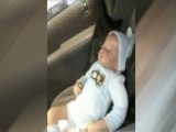 EMT Smashes Car Window To Save Baby... Doll