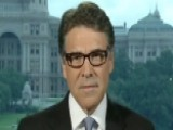 Exclusive: Gov. Rick Perry Talks Indictment, Immigration