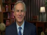 Exclusive: Greg Abbott Responds To Wendy Davis' Attack Ad
