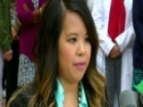 Ebola Patient Nina Pham Discharged From NIH
