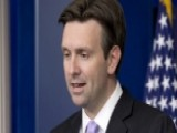 Earnest On Quarantines For US Troops Sent To Ebola Hot Zones
