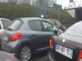 Emergency Vehicles Rush To Hostage Situation In Paris