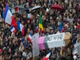 European Leaders Join Marchers In Paris Unity Rally