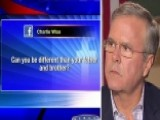 Exclusive: Jeb Bush Answers Viewers' Questions