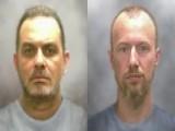 Escaped Killers Spotted Near Pennsylvania Border