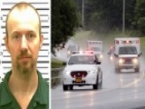 Escaped New York Prisoner Hospitalized In Critical Condition
