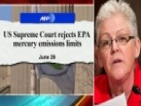 EPA Chief: Supreme Court Won't Stop Push To Cut Pollution