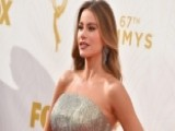 Emmy Fashion: Sheer, Long And Flowing Were Looks Of The Day