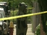 Explosive Minefield Discovered Around Home In Detroit