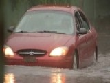 East Coast Drenched By Flooding Rain