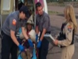 Elderly Woman Rescued After Nine Days In Arizona Wilderness