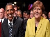 Eric Shawn Reports: President Obama In Germany