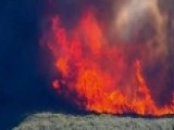 Extreme Heat Fueling Major Wildfires In California