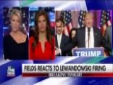 Exclusive: Michelle Fields Reacts To Lewandowski Firing