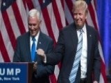 Evangelical Vote In Focus As Trump Taps Pence